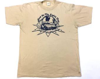 1970s corvette t shirt