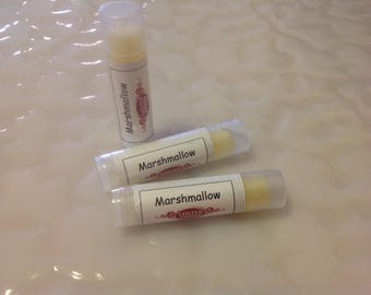 Marshmallow - Luster Kisses Lip Balm