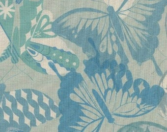 Cotton + Steel - Flutter by Melody Miller - Flutter in Aqua