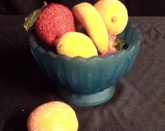 Mixed Beaded Fruit, Decorative Fruit
