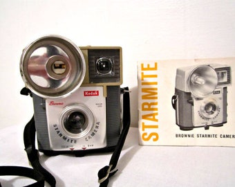 Kodak Brownie Starmite Camera Circa 1960 Retro Camera