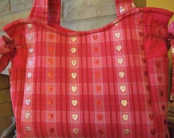Valentine Handmade Purse/Tote/Handbag!