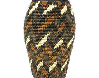 FEMANINE ENERGY Handmade Basket ooak