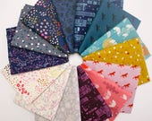 LAWNQUILT - Fat Quarter Bundle by Cotton + Steel - Full Collection - 14 pieces