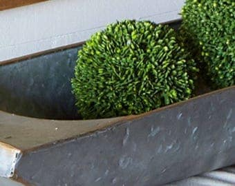 "4"" TRENDY SEDUM BALL- Refined Farmhouse Style- Beautiful"