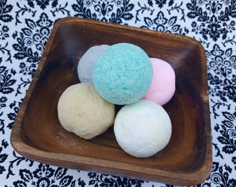 Bath Bombs - 2 oz Bath Bombs - Goth Bath - Choose Your Scent
