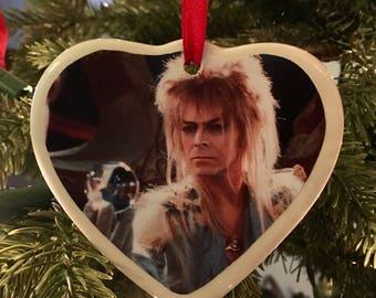 The Goblin King Ornament