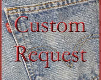 CUSTOM REQUEST FOR Extra Services required