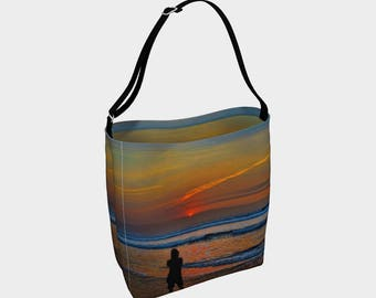 Catching a Bali Sunset Day Tote