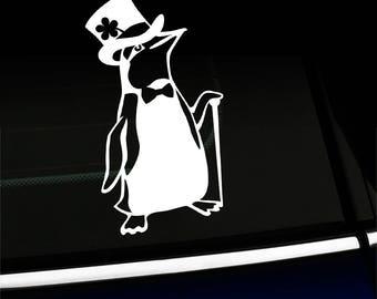 Sir Penguin - decal