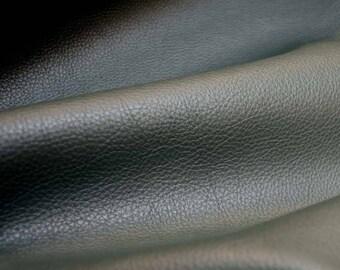 Dark Green Vinyl Upholstery