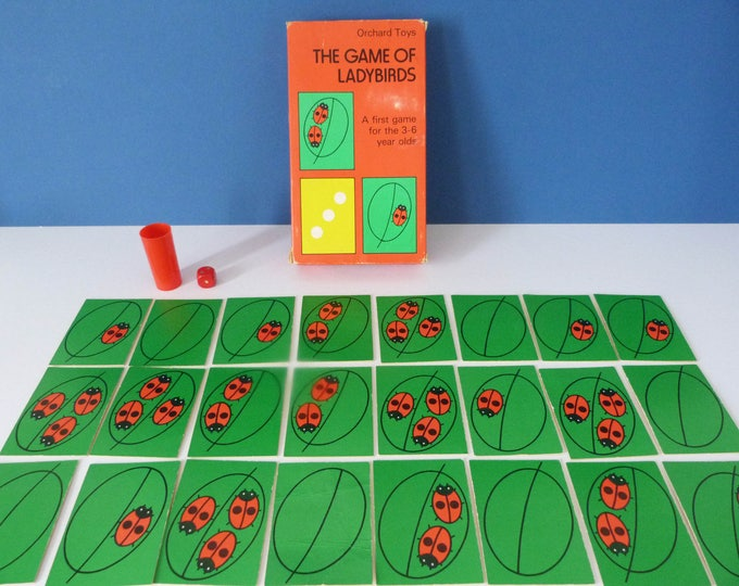 1970's vintage Let's play Panda Game