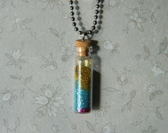 """Pendant """"Glitter Glam""""  #5"""