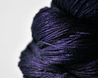 Königin der Nacht - Silk Lace Yarn
