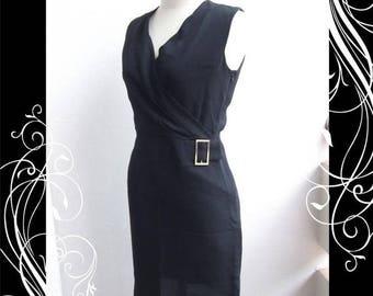 ON SALE Simply black dress