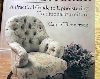 1996  The complete upholsterer vintage paperback