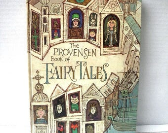 The Provensen Book of Fairy Tales Illustrated Book 1971