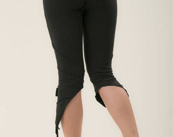 BIG SUMMER SALE 25% Off Pixie spice tights - burning man - Perfect Yoga Pants - Fairy Tights - women clothing