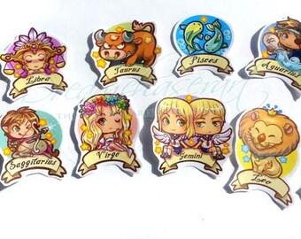 Zodiac Dreams stickers