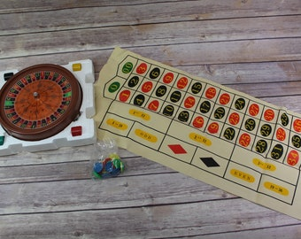 Otron Portable Solid State Electronic Roulette Game