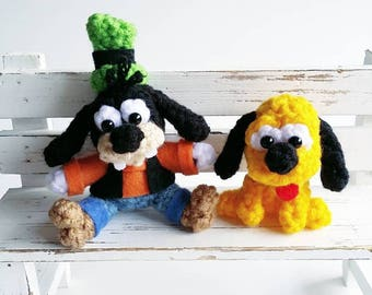 Crochet Amigurumi Pattern Set