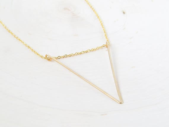 Gold Bar Necklace | Bar Necklace | Layering Necklace | Dainty Necklace | Minimalist Jewelry | Gift for Her | Christmas Gift