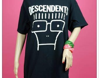 Descendents Black T-Shirt