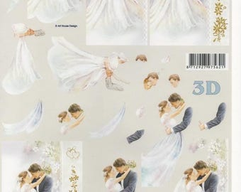 75 wedding image leaf 3d cutting Images