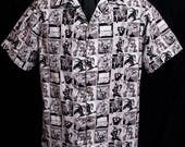 NEW! Avenging Shirt limited-edition ultra-high quality men's shirt