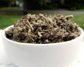 Peruvian Wiraqoya Shaman Incense - 1 oz, smudging supply, sacred smoke, dried herb, natural incense, smudging supply