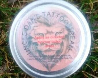 All Natural Tattoo Care Salve