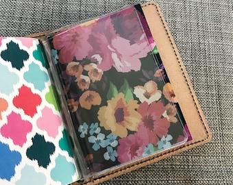 A6 Traveler's Notebook Clear Vinyl Pocket