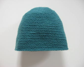 cotton slouchy hat medium
