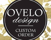 Custom order for Chari