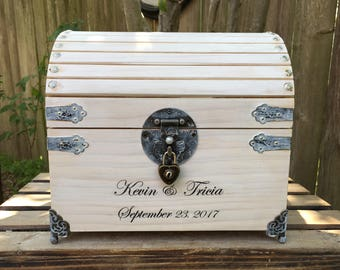 Wedding Card Box With Lock X X