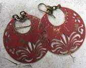 15% off earrings reserved for Anna do not purchase.
