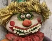 Bozo The Clown - Green De...