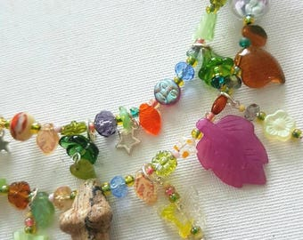 Mother Earth Mother Nature Goddess necklace.