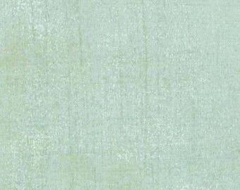 Fabric by the Yard- Grunge Basics-- Mint -- by Basic Grey for Moda
