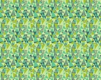 Anna Maria Horner - Sweet Dreams - Garden Prism Lichen  PWAH121.LICHE Half yd increments