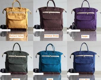 Big SALE - 30% - New ZARA - Diaper bag, School Backpack, Travel backpack, Satchel, Rucksack, Diaper Backpack, Gift for Her, Women Bag