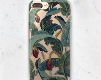 Banana Leaf Mobile Case
