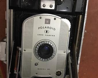 POLAROID LAND CAMERA Model 95, 1947
