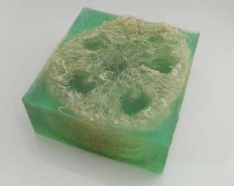 Reverie Men's Loofah Soap