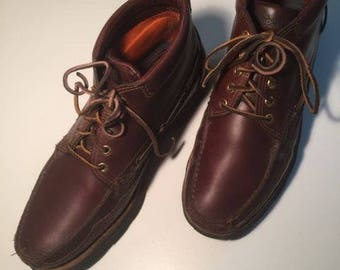 Timberland classic chukka boots shoes mens Sz 11.5 1990s VTG hiking streetwear