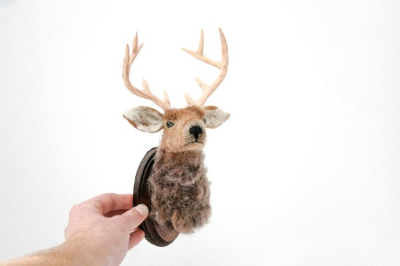 Elk Wool Sculpture