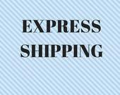 Express Shipping For Elizabeth