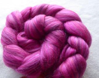 Hope Jacare custom blends - Party pink - felt making spinning - 25g - 200g