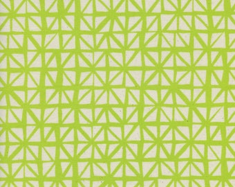 PRESALE - Lil' Monsters - Shattered in Citron - Cotton + Steel - 5132-01 - 1/2 Yard