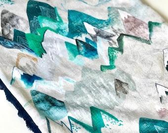 Navy Blue Mountains Baby Blanket Lovey, Baby Boy Minky Lovey, Adventure Minky Baby Blanket, Personalized Baby Blanket, Mountain Nursery